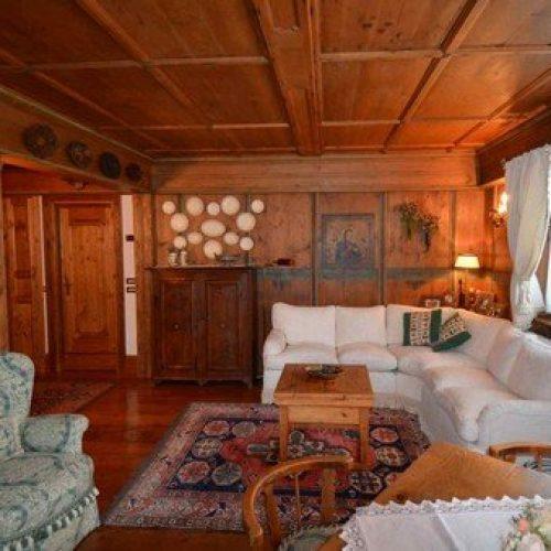 Appartamento in Via Crepedel - soggiorno2